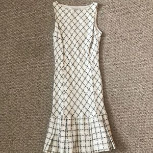 Zara fit and flare dress, size 6